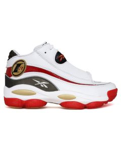 Reebok CLASSIC THE ANSWER DMX OG / WHITE-EXCELLENT RED-BRASS