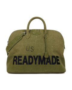 [お問い合わせ商品] READYMADE DAILY BAG (L) / KHAKI