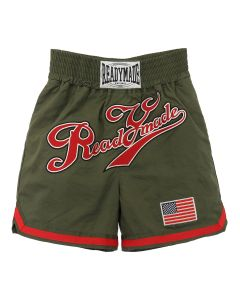 [お問い合わせ商品] READYMADE BOXING SHORTS / KHAKI