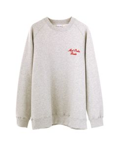 RESORT CORPS MAIL ORDER BRIDE CREW NECK MEN / HEATHER GREY