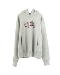 RESORT CORPS EMPATHY HOODIE MEN / HEATHER GREY