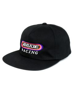 RHUDE RHUDE RACING CAP / BLACK
