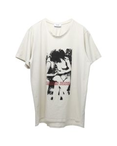 RHUDE KISS TEE / WHITE