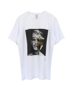 REILLY T-SHIRT LIL PEEP / 100 : WHITE