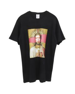 REILLY T-SHIRT ST.BOWIE / 900 : BLACK