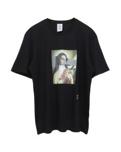 REILLY T-SHIRT OUR LADY AMY / 900 : BLACK