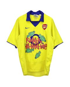 Ryan Hawaii VINTAGE FOOTBALL SHIRT RYAN HAWAII / YELLOW