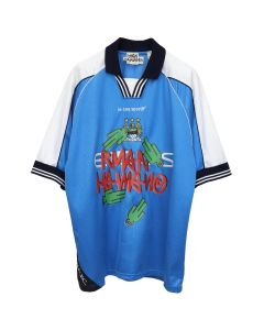 Ryan Hawaii VINTAGE FOOTBALL SHIRT RYAN HAWAII / BLUE-WHITE