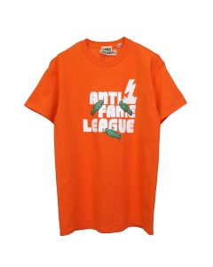 Ryan Hawaii ANTI FAME LEAGUE T-SHIRT / ORANGE