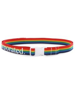 The Incorporated KEPT COMING BELT / RAINBOW