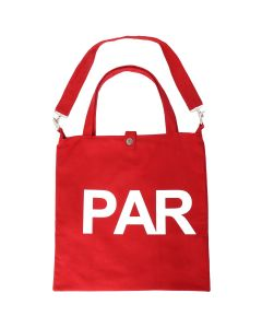 3.PARADIS SHABA TOTE BAG / RED