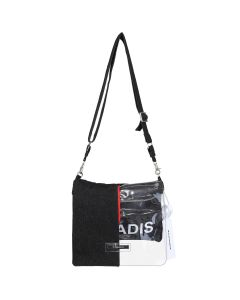 3.PARADIS MICRO SIDE MESSENGER BAG / BLACK