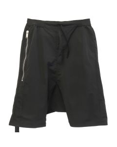 BEN TAVERNITI UNRAVEL PROJECT NYLON DCROTCH SHORT / 1000 : BLACK NO COLOR