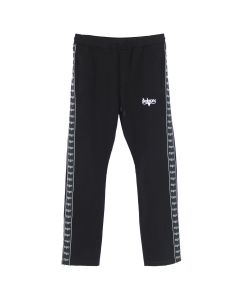 WHEIR Bobson TRACK SUIT PANTS / BLACK