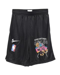 WARREN LOTAS WL ATHLETICS SPURS SHORTS / BLACK