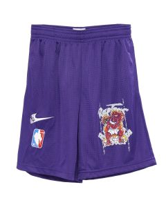 WARREN LOTAS WL ATHLETICS RAPTORS SHORTS / PURPLE